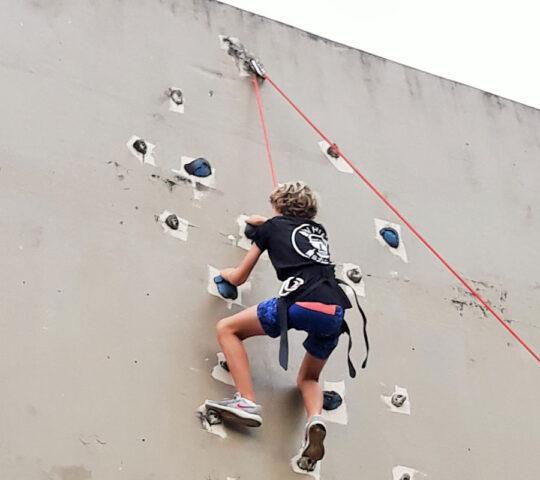 Rock Climbing Experience Fiji